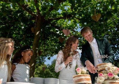 Guido & Raissa trouwen op Landgoed Groenendaal