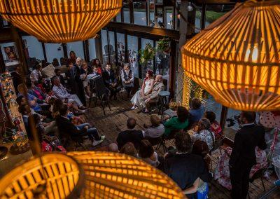 Marieke & Antoine trouwen in Volt Hoorn