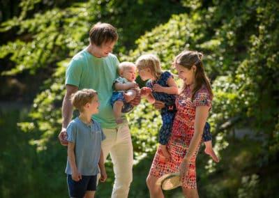 Lifestyle familie fotosessie Den Haag