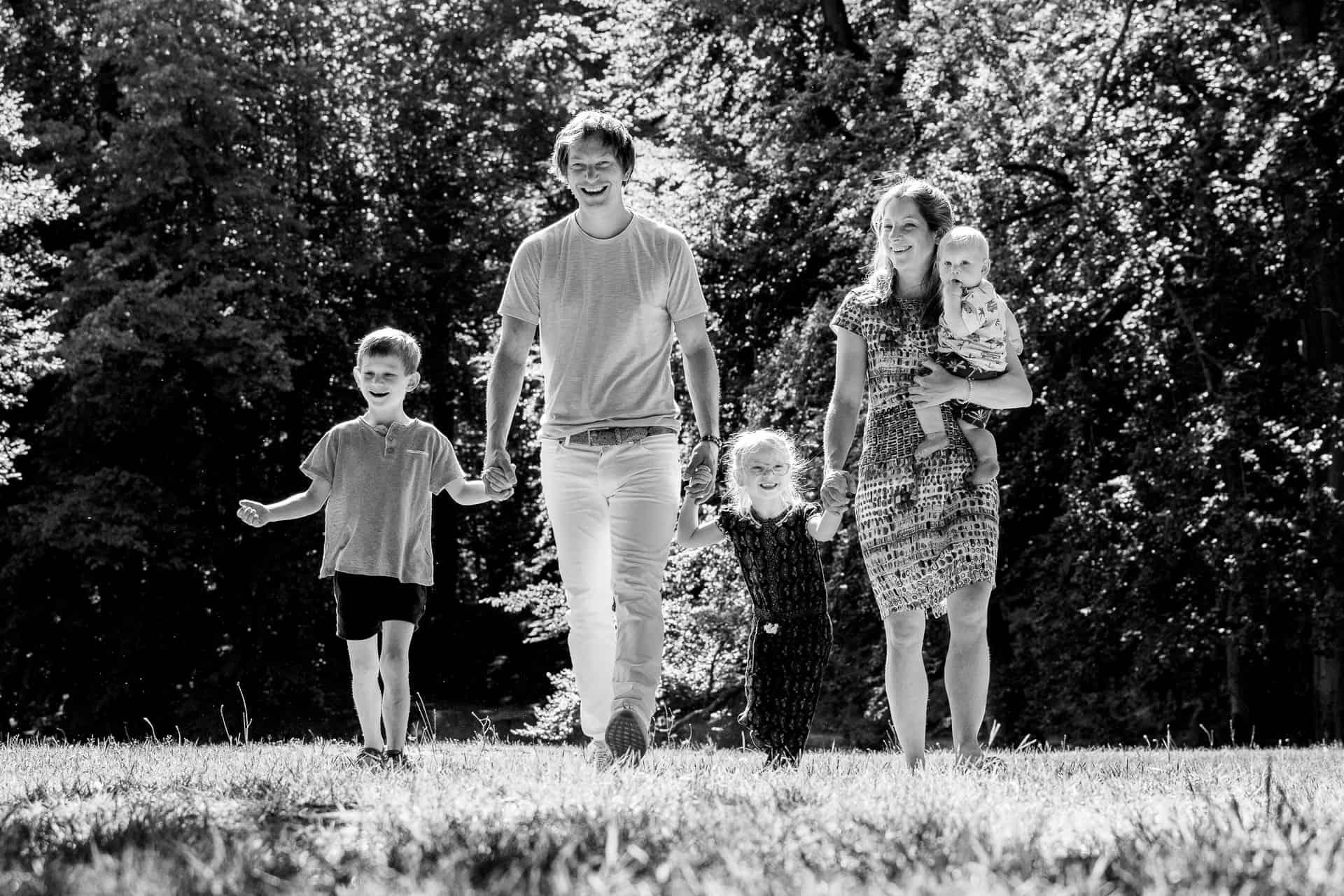 Familieportret, familyshoot, familiereportage, familiefotografie