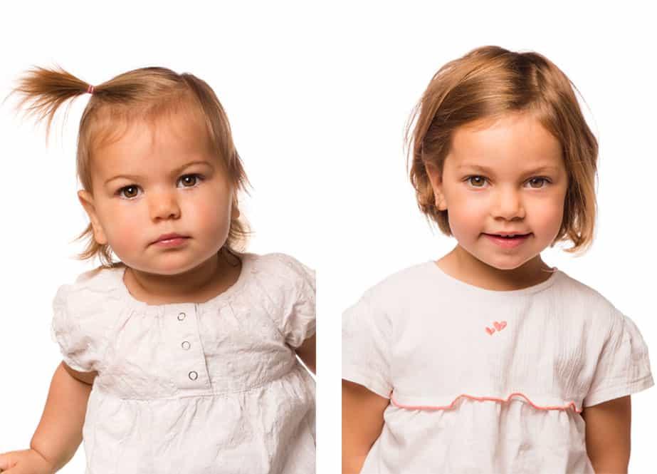 Studioportret kind, studioportret zusjes, studioportret familie, familiefoto in de studio, studiofotografie Martine van der Voort Fotografie