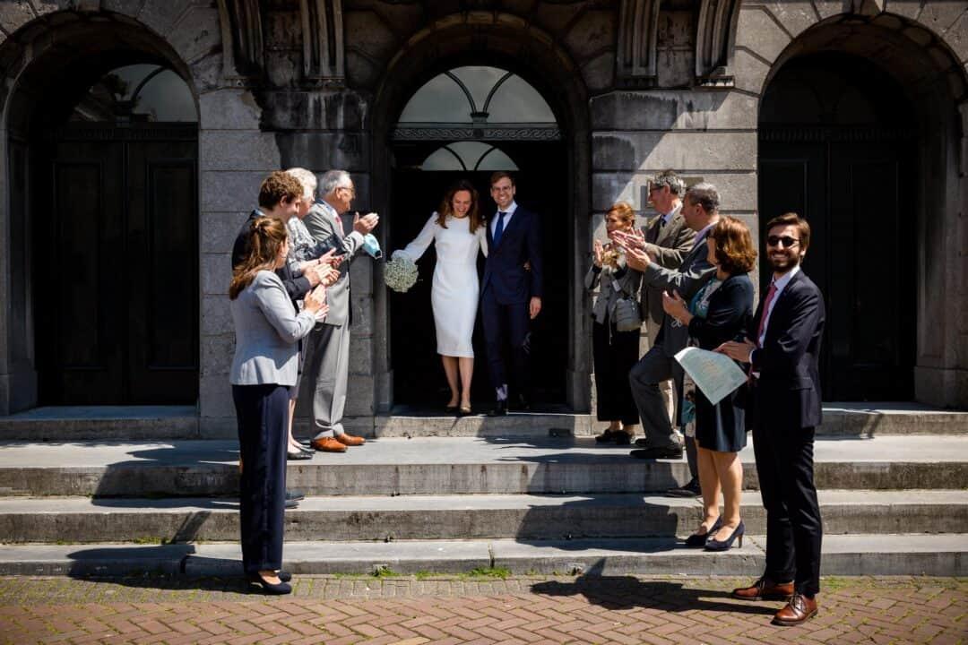 Beschermd: Debbie & Pablo trouwen in Weesp